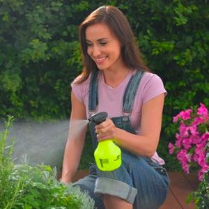 Ruční postřikovače - zahrada